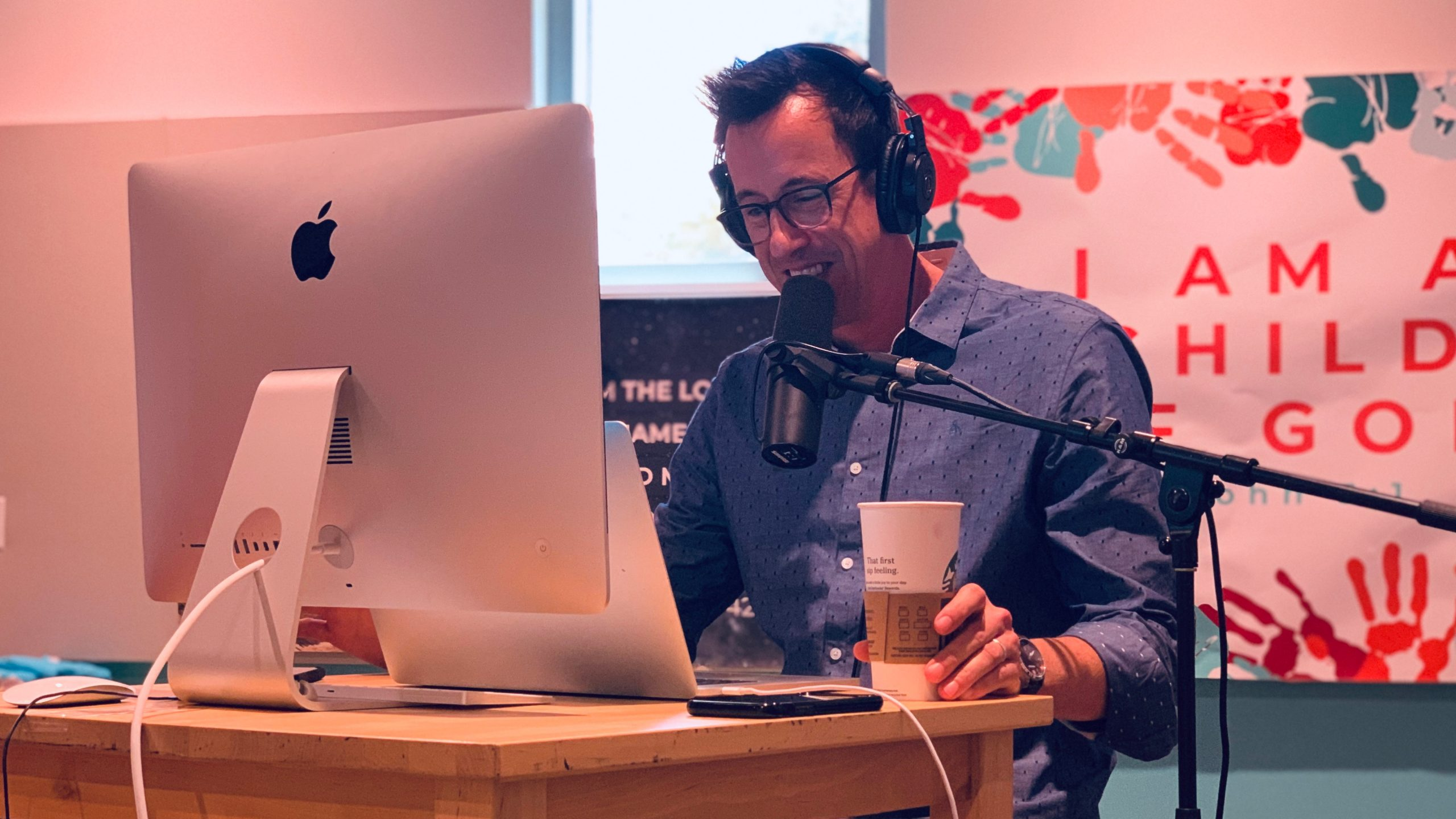 Eric Huffman cold-calls listeners from all over the world to find out how they're coping with the coronavirus crisis. Hear their stories of pain and fear, joy and resilience.